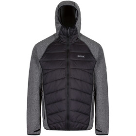 Regatta Andreson III Hybrid Jacket Men grey/black